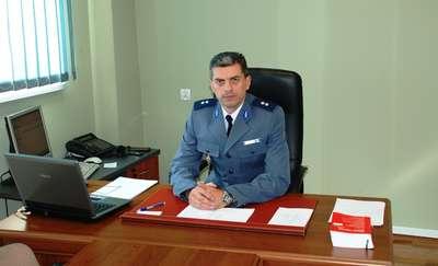 Jest zastępca Komendanta Powiatowego Policji w Ostródzie