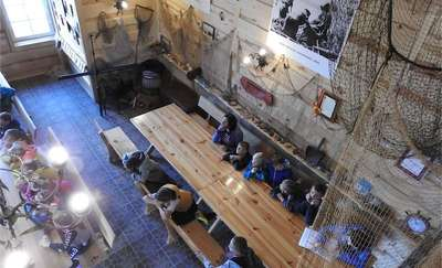Płowęż: Izba Tradycji Rybackiej zaprasza