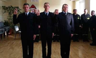 Trzech strażaków złożyło ślubowanie