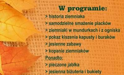 Smaki Jesieni w skansenie w Olsztynku