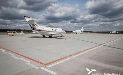 Samolotem na Mazury, czyli walka o turystów
