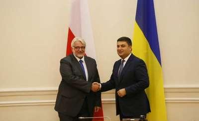 Polscy i ukraińscy posłowie: powstrzymajmy siły, które prowadzą do sporów w naszych krajach