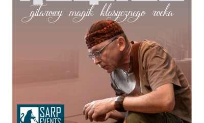 """Krzysztof """"Zawias"""" Zawistowski w Sarpie"""