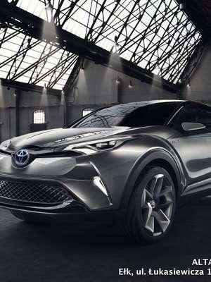 Toyota C-HR – nowy stopień wyrafinowania