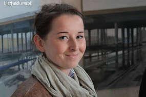 Joanna Kałdan, zdobywczyni Grad Prix tegorocznego biennale w Bisztynku.