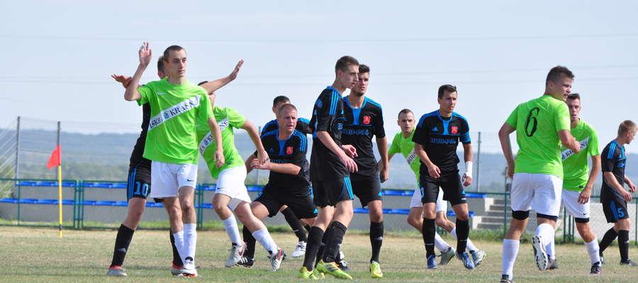 Piłkarze Boruty nie upilnowali jednego z rywali i przegrali piąty mecz z rzędu