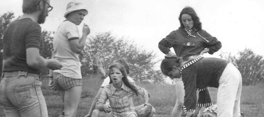 Obóz nauczycielski, Lata 70-te