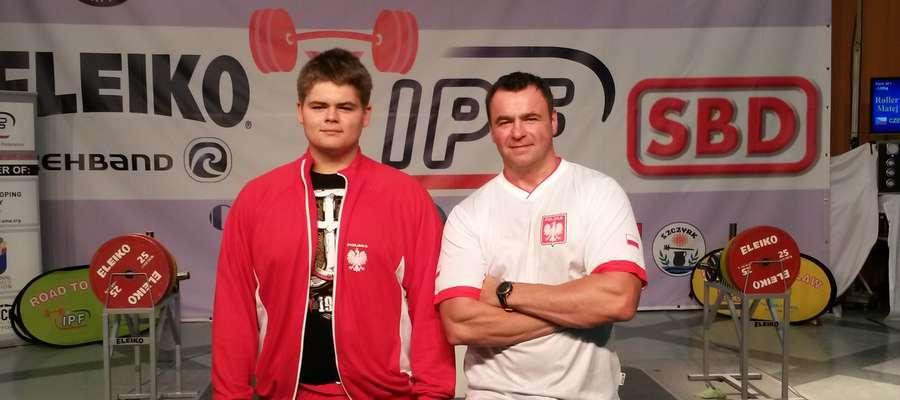 Ze Szczyrku zadowoleni wrócili Tomek i jego trener