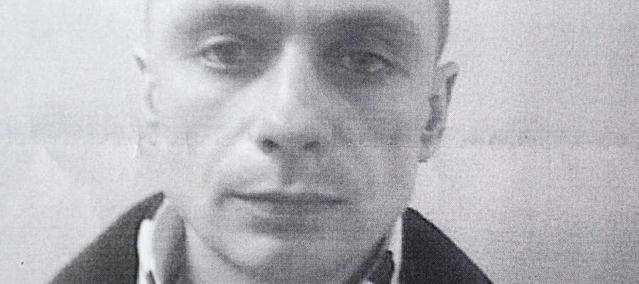 Zaginiony Mariusz Mazur