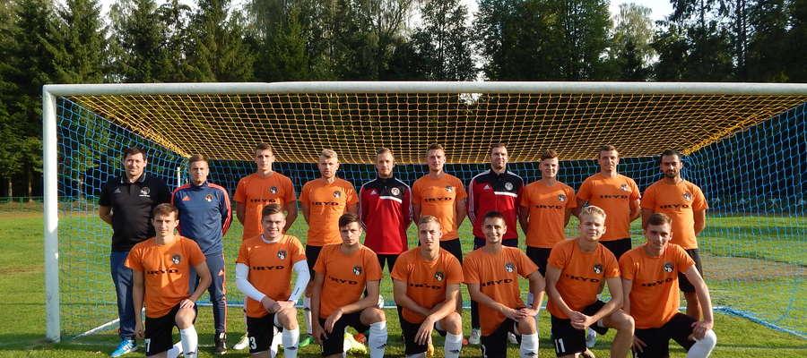 Kolejny mecz ligowy w sobotę o godz. 16 z liderem IV ligi Zniczem Białą Piską