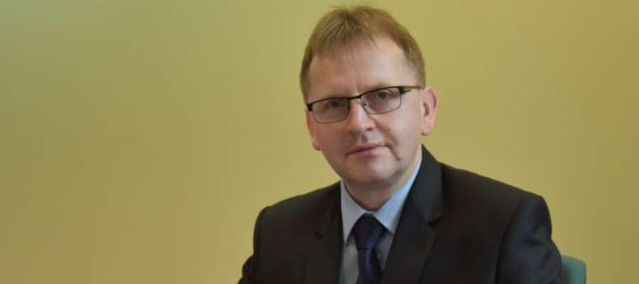 dr Marcin Kazimierczuk, zastępca dyrektora Warmińsko-Mazurskiego Oddziału Regionalnego Agencji Restrukturyzacji i Modernizacji Rolnictwa w Olsztynie