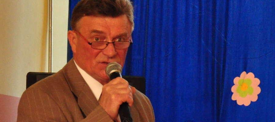 Stanisław Kusznieruk wspomina czasy, kiedy pracował w Mechaniku...