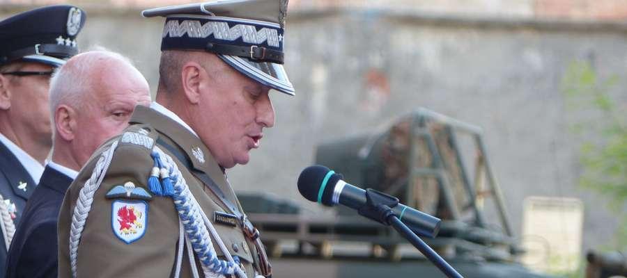 Generał Marek Sokołowski