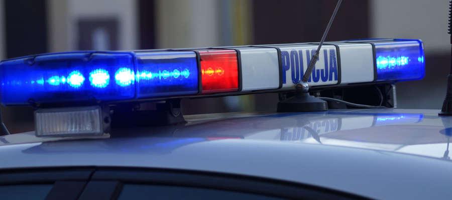 Policjanci zatrzymali krewkiego starszego pana