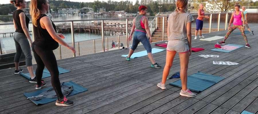 Trening Fit Nie Fat w CRS Ukiel