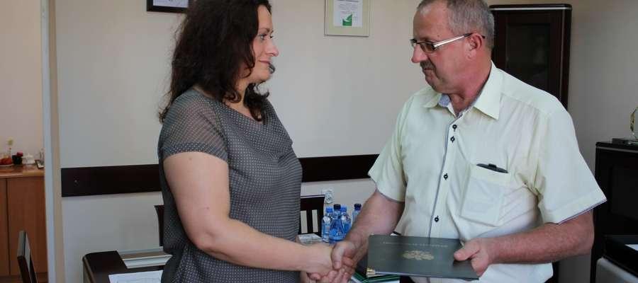 Agnieszka Cyran została powołana na stanowisko szefowej żuromińskiego sanepidu na 5 lat