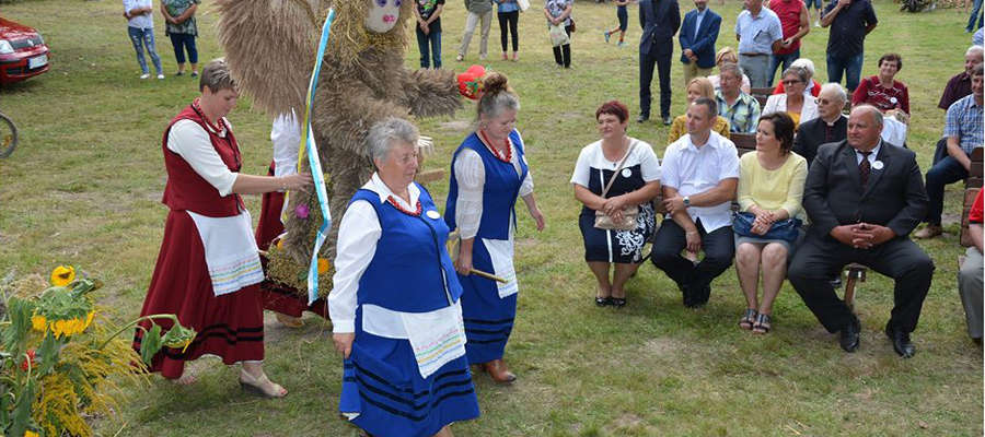 W tym roku dożynki gminy Miłomłyn odbyły się w Karnitach