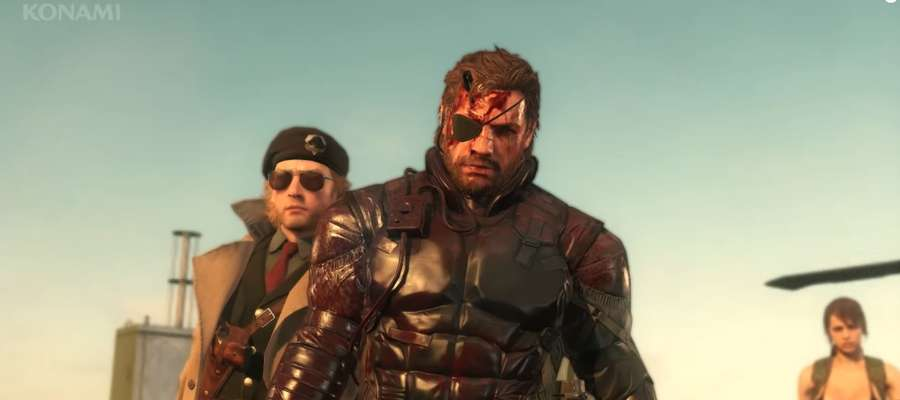 MGSV:TPP LAUNCH TRAILER | METAL GEAR SOLID V: THE PHANTOM PAIN
