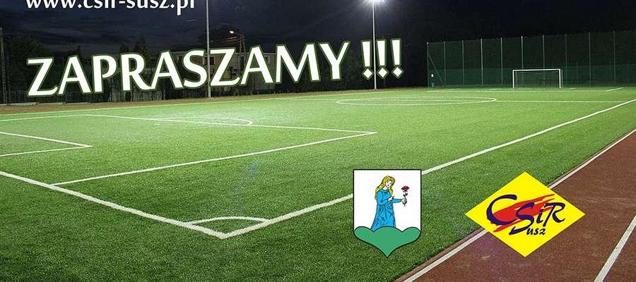 Turniej zostanie rozegrany w sobotę 1. października na Orliku w Suszu