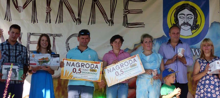 Zwycięzcy w konkursie sołectw