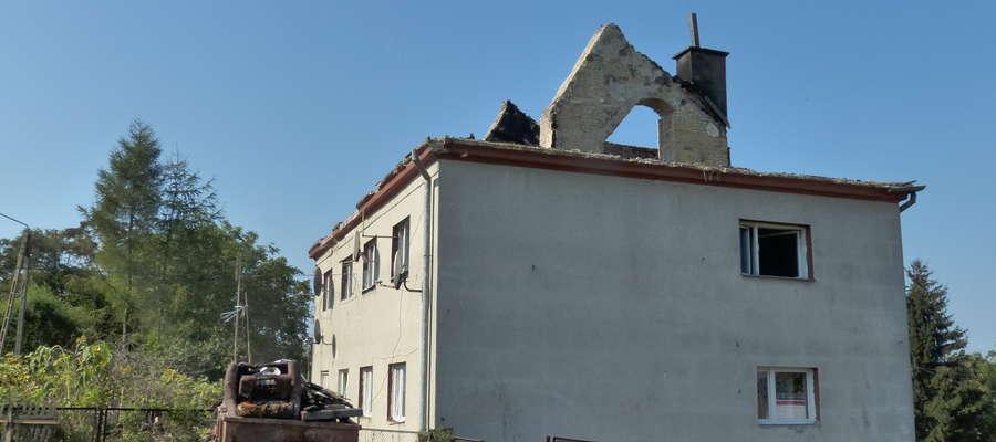 Pomóżmy pogorzelcom z Brodzikowa