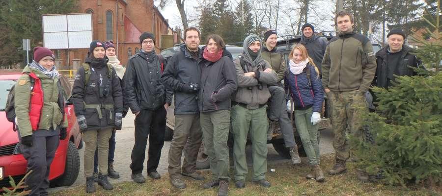 Spotkanie Lokalnej Grupy ds. Ochrony Wilka na Wysoczyźnie Elbląskiej