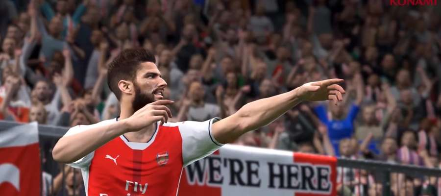 Pro Evolution Soccer 2017 Trailer