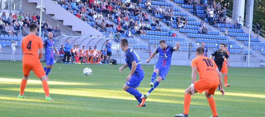 Sprzedaż biletów na niedzielny mecz Sokoła z ŁKS kończy się w sobotę