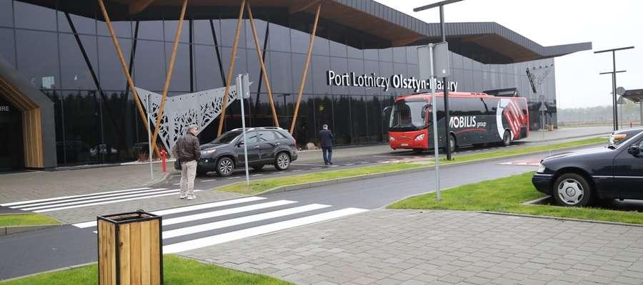 Port Lotniczy Olsztyn-Mazury w Szymanach
