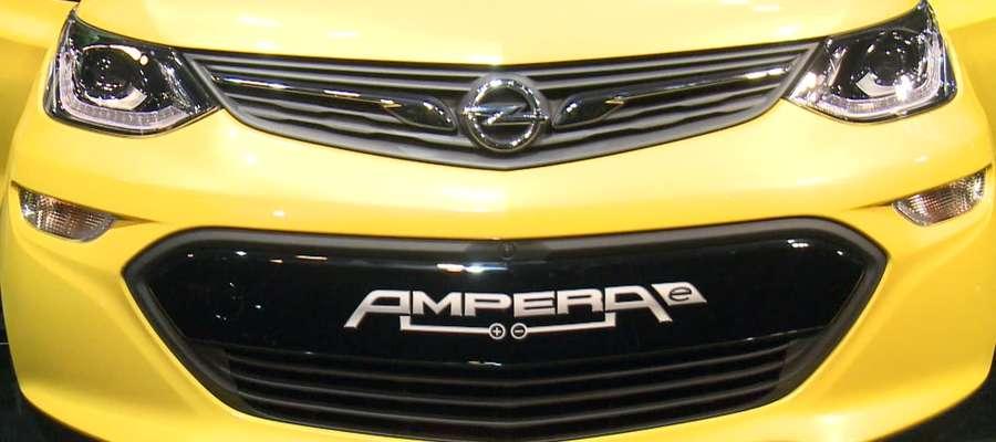 Rewolucyjny model Opla: Ampera-e