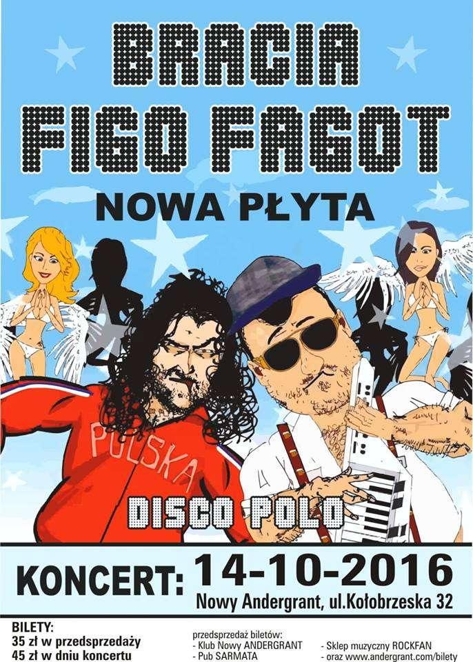 Bracia Figo Fagot w Olsztynie. Koncert w połowie października - full image