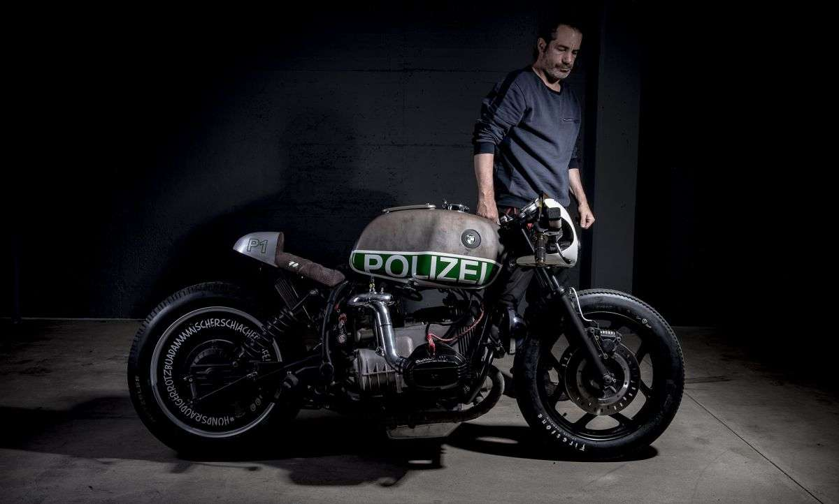 BMW, które służyło w policji...  - full image