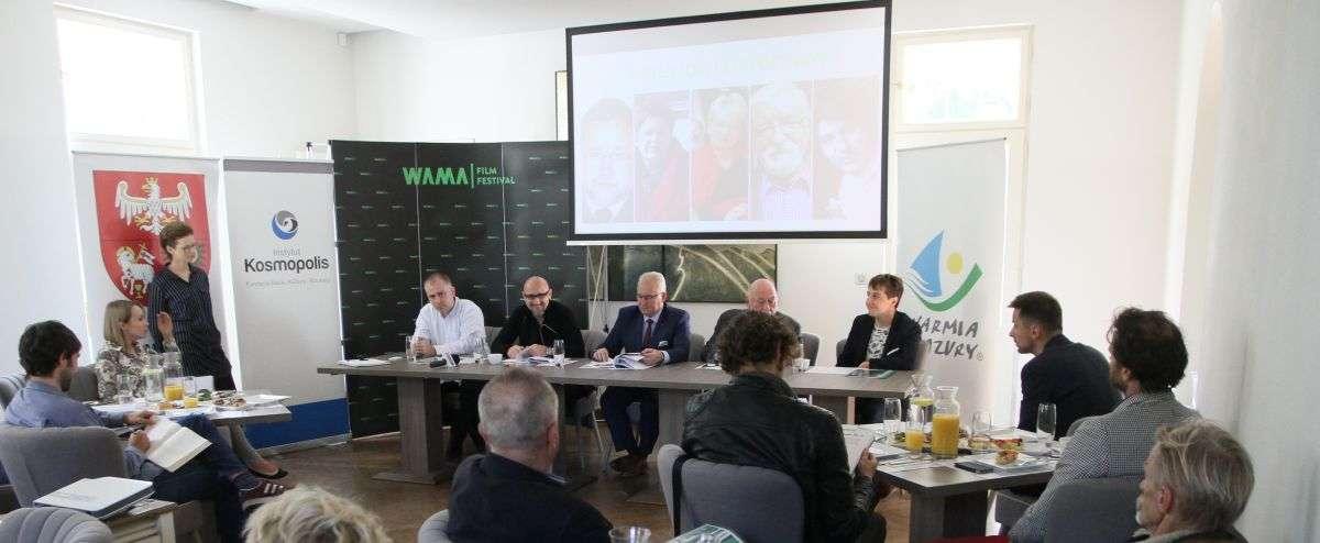 WAMA Film Festival 2016. Najlepsze filmy z całego świata w Olsztynie [PROGRAM] - full image