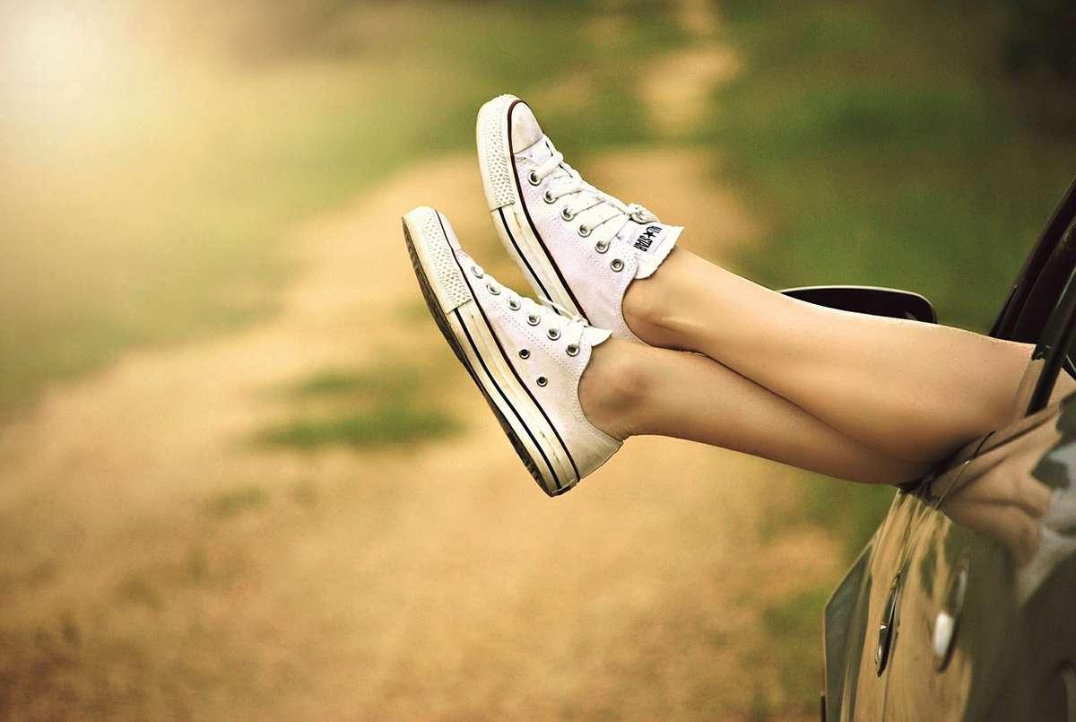 Nie bądź głupi jak but! Dbaj o swoje stopy i kręgosłup - full image
