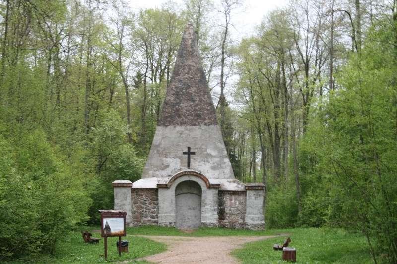 Piramida w Rapie to najwyższa tego typu budowla w Polsce - full image