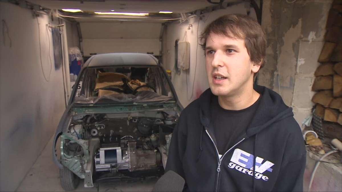 Elektryczny samochód za 50 tys. zł? Takie auto powstaje w Poznaniu - full image