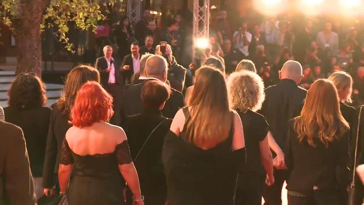 Powidoki Andrzej Wajdy na festiwalu filmowym w Rzymie - full image