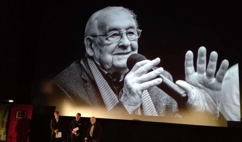 Wspomnienie Andrzeja Wajdy na otwarcie WAMA Film Festivalu w Olsztynie - full image