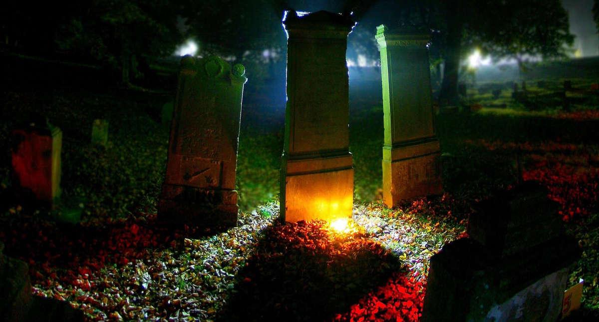 Żuławskie Święto Pamięci. Zapalmy znicze na grobach dawnych mieszkańców - full image