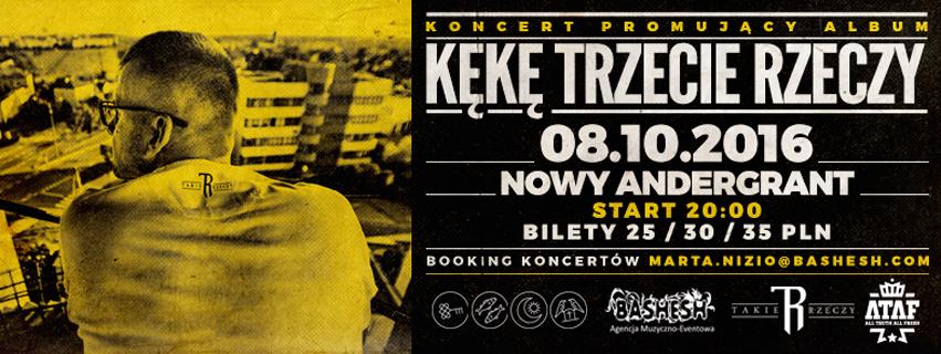 Koncert KęKę już wkrótce w Olsztynie