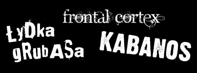 Kabanos, Łydka Grubasa i Frontal Cortex zagrają w Olsztynie