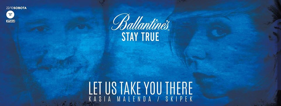 Kasia Malenda & Skipek. Let us take you there w klubie Tetris
