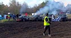 Kierowcy wraków rywalizowali we Wrocławiu