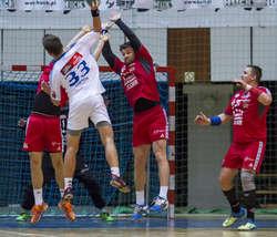 Olsztyńscy piłkarze ręczni wywieźli z Leszna cenne punkty (zdjęcie jest tylko ilustracją tekstu)