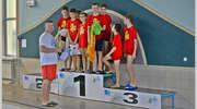 SP 3 Mistrzem Ełku Szkół Podstawowych w pływaniu