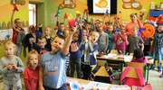 Dzieci ze szkoły w Dzietrzychowie poznawały ideę Cittaslow
