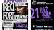 Mistrzowski recital fortepianowy w Filharmonii Warmińsko-Mazurskiej