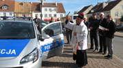 Kętrzyńscy policjanci mają nowe radiowozy