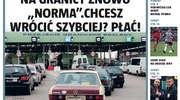 """Nowy """"Goniec Bartoszycki"""" o granicy i podwyżkach cen wody"""