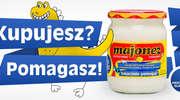 Limitowana seria Majonezu Kętrzyńskiego pomoże dzieciom!